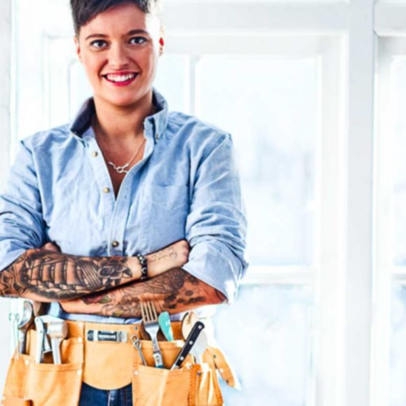 Meet Jack Monroe at the chapel in August