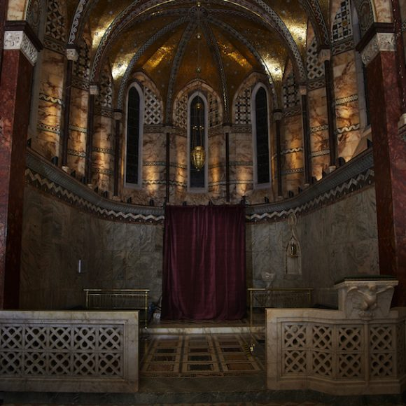 Grayson Perry to unveil 'impious' portrait at Fitzrovia Chapel