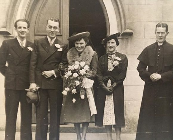 Vintage wedding photos — the beauty of the imperfect