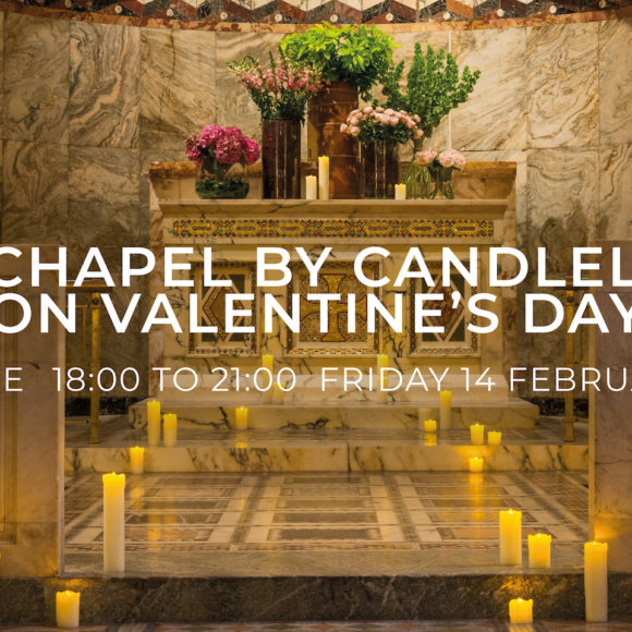 The Chapel by Candlelight