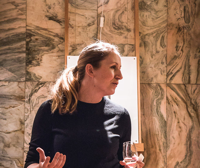 Faye Hughes to step down as the Fitzrovia Chapel's artistic director in spring 2020
